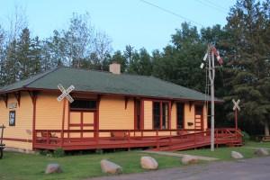 Gordon train station