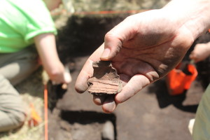 Oneota pottery at the Sheffield Site