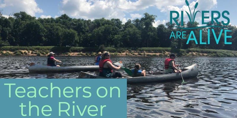 Teachers on the River banner