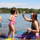 Mermaids host beach cleanup to inspire conservation awareness on the St. Croix