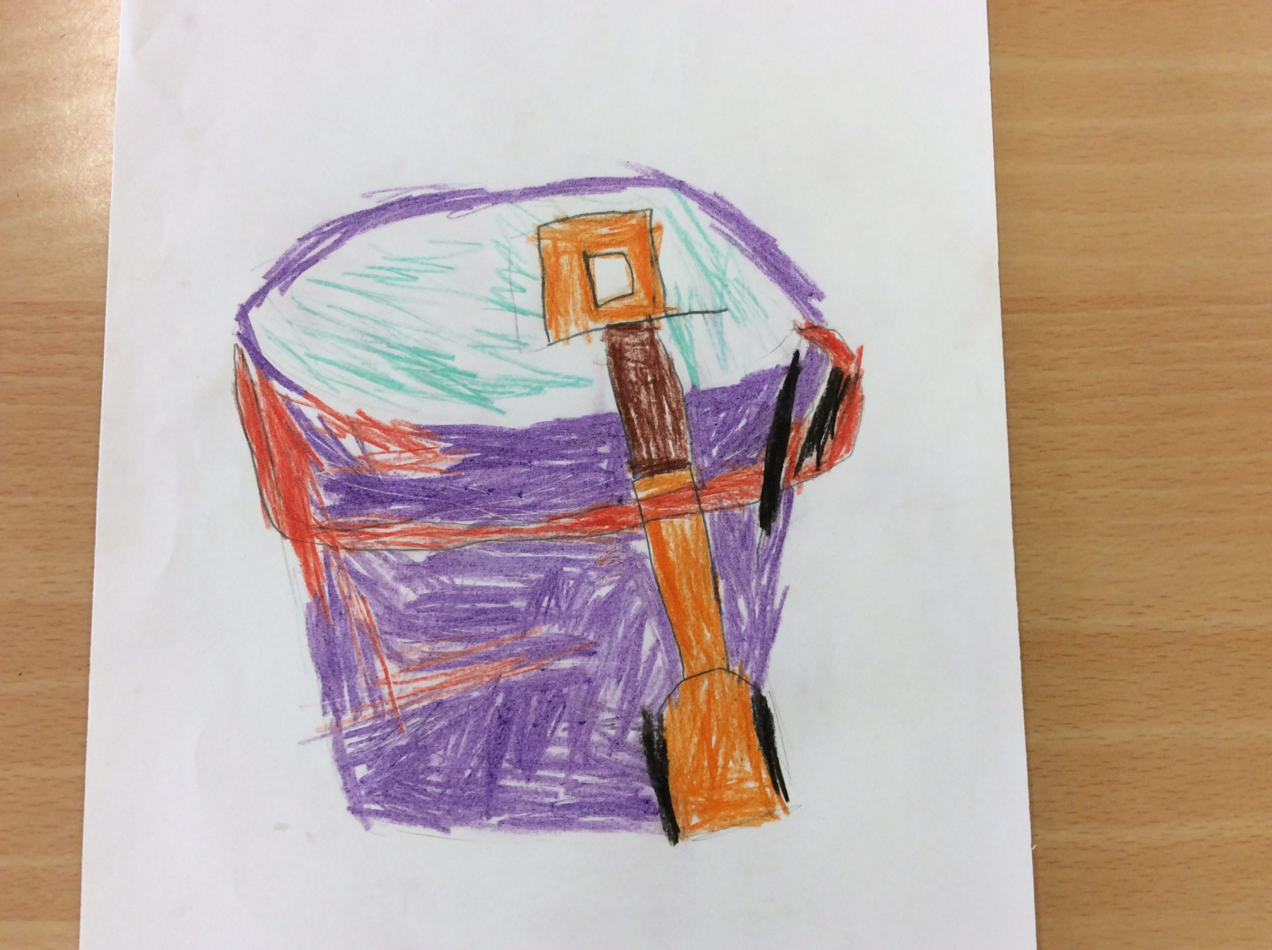 Amazing artwork from our Year 2 children.