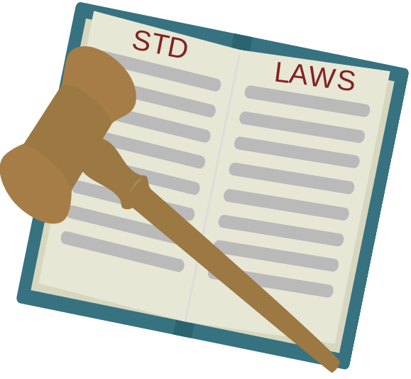 Herpes Stds And The Law/suing? 1