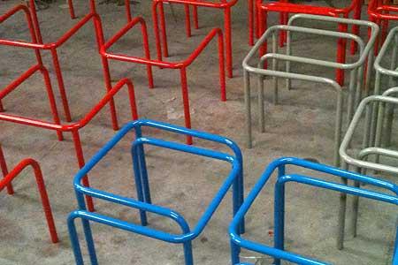 Barrières de protection pour poteau incendie : fabrication, pose, vente, livraison - Ste Ortino