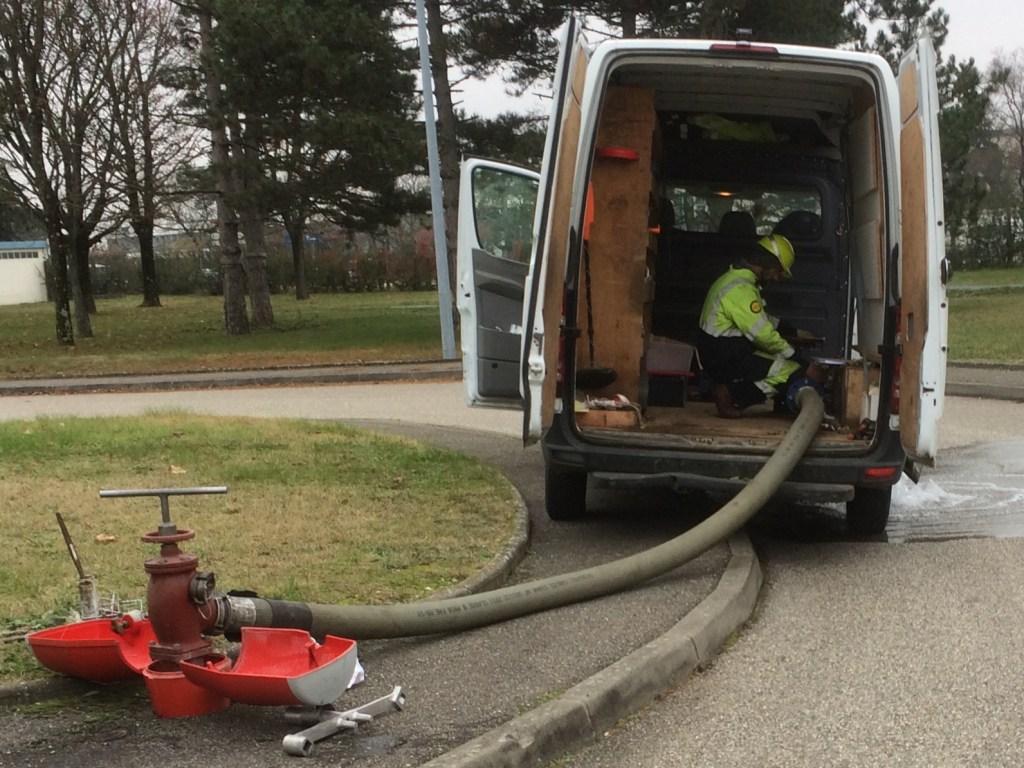 Bornes incendie : maintenance, réparation, entretien, contrôle