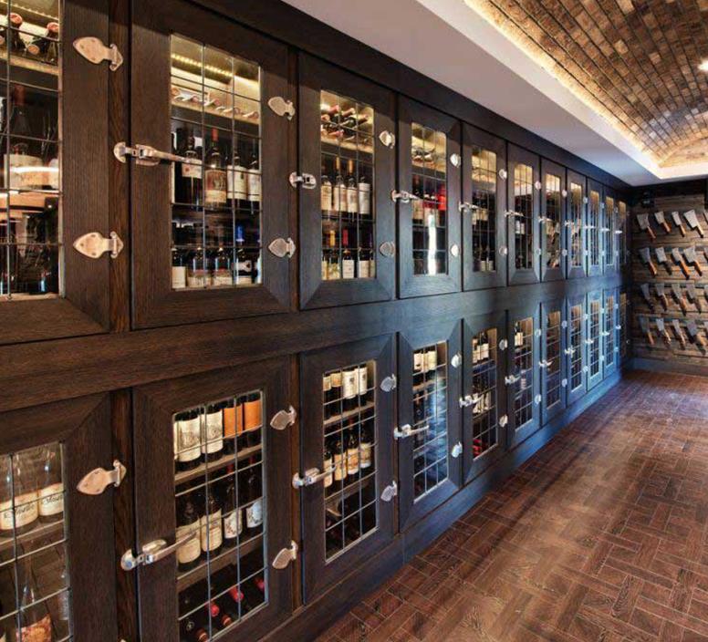 Steak 44 Wine Room
