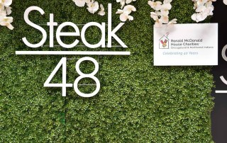 Ronald McDonald House Charities' Chicagoland Event at Steak 48 163