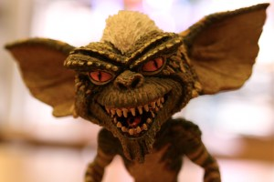 Remember Gremlins? Yeah. One lives in my belly now.