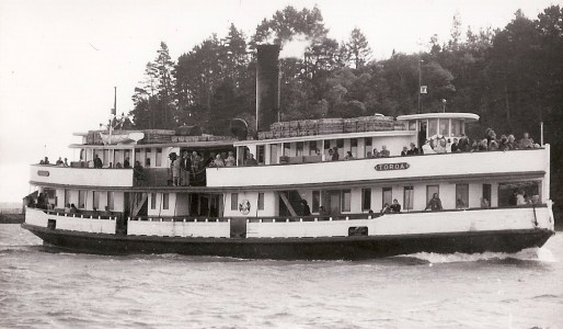 What happened to the steam ferries?