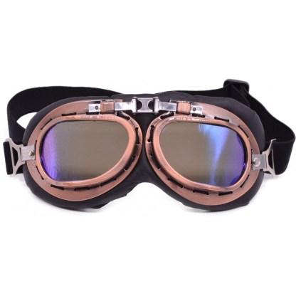 Steampunk Pilotenbrille 20