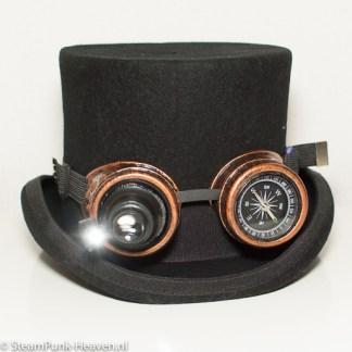 Steampunk Schweissbrille 250
