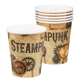 Themaparty Steampunk