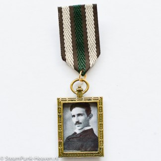 Steampunk Orden Nikola Tesla