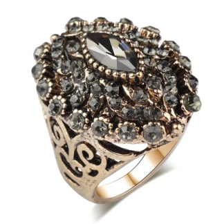 Steampunk Ring 99