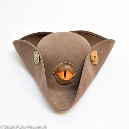 Steampunk Hut-Workshop Oktober