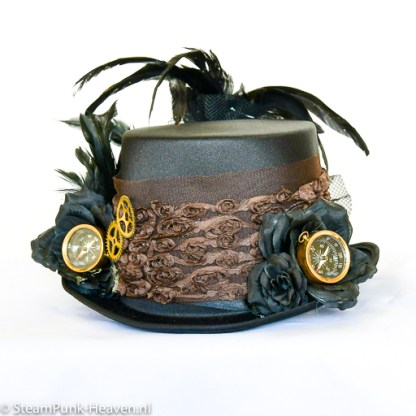 Steampunk Hut Odette