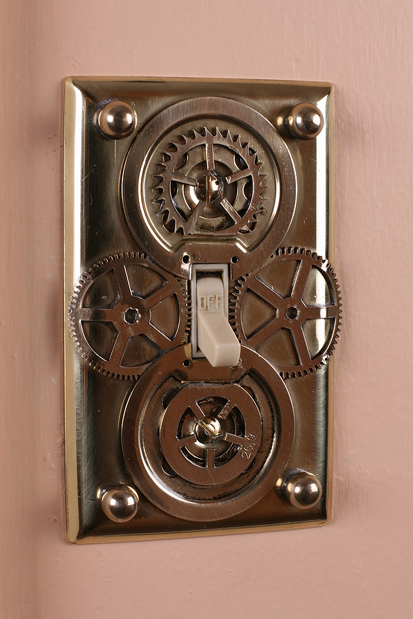 Dimmer Rocker Light Switch Plate Covers Decora Style