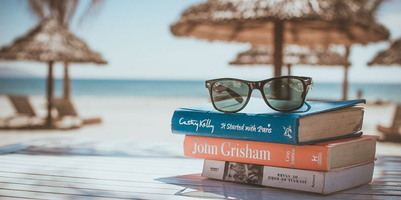 Six Good Reads for Your Hot & Steamy Summer