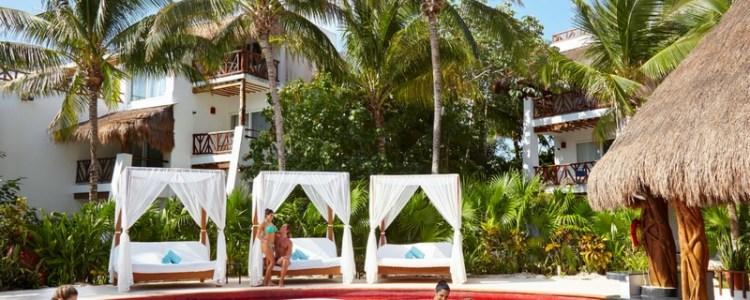 Desire Riviera Maya Pearl Resort Hot Tub