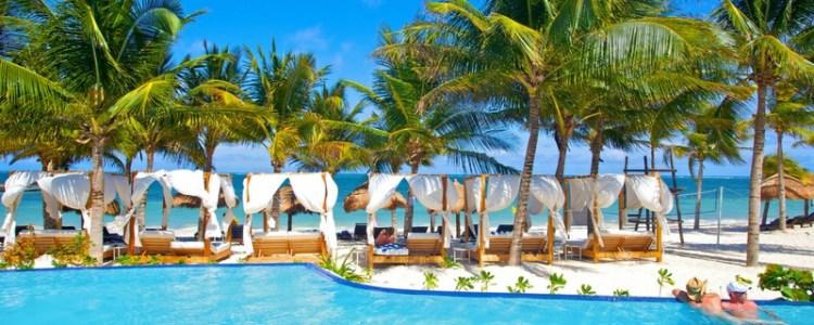 Desire Riviera Maya Pearl Resort Pool View