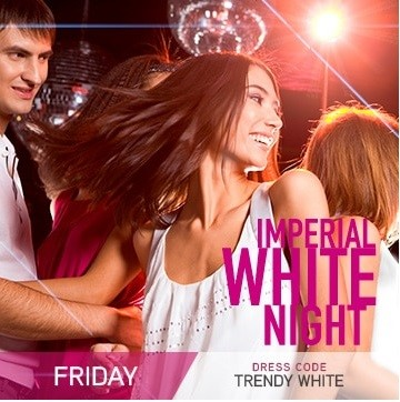 Temptation Resort Theme Night Friday Imperial White