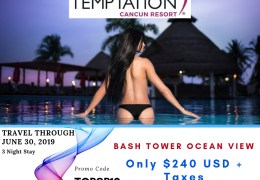 Bash Tower Ocean View Promotion