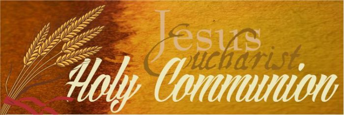 Sacrament Holy Communion