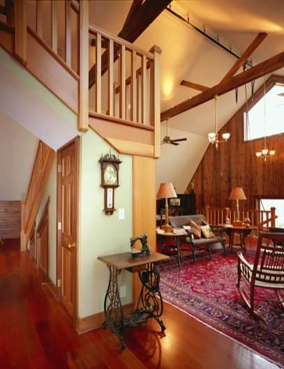 100 Year Old Barn Transformed into Art Studio in Delavan - Buzzell_717