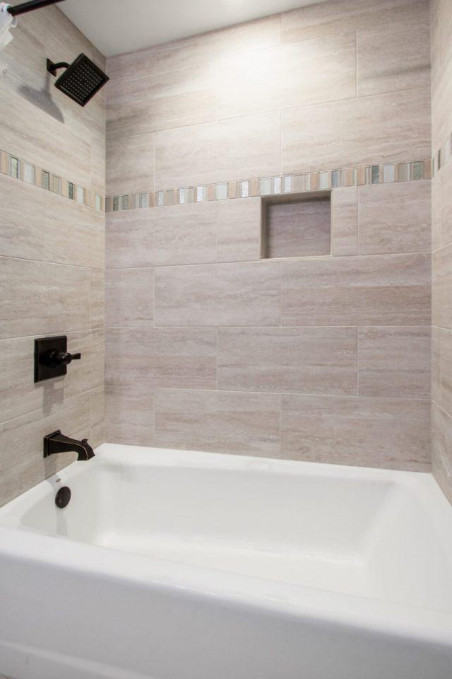 Beach Tones Bathroom Remodel On Lauderdale Lakes Stebnitz Builders