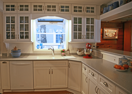 Country Kitchen Remodeling Project - kitchen-sink-run-1200x857