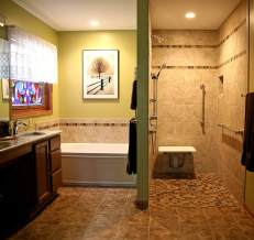 Remodeling for Wheelchair Accessibility - koons-favorite-full-bath