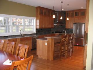 Whole House Remodeling Project in Delavan - Hartung-Kitchen-After
