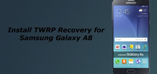TWRP A8