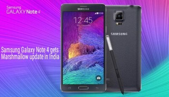 T-Mobile Rolls Out Samsung Galaxy Note 5 Marshmallow Update