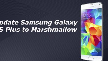 How to Update Samsung Galaxy S5 to Marshmallow Manually