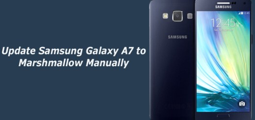 Update Samsung Galaxy A7 2016 to Marshmallow