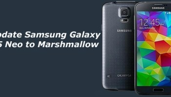 How to Update Samsung Galaxy J5 to Marshmallow Manually
