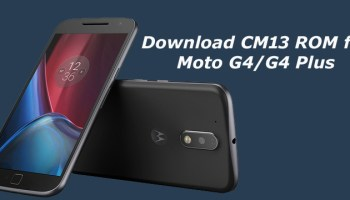 Download Stock Firmware of Moto G4 and G4 Plus [Back To Stock