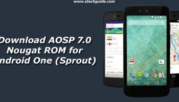 Download and Install AOSP 7 0 Nougat ROM for LG G3
