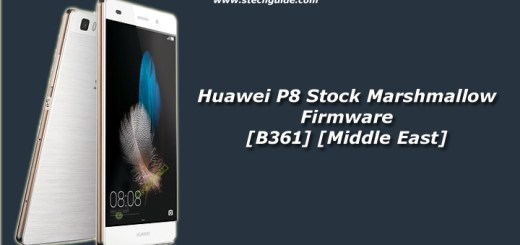 Download Huawei P8 Stock Marshmallow Firmware