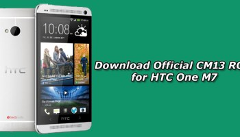 Download CM13 ROM for HTC Desire 816
