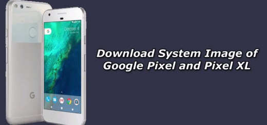 Download System Image of Google Pixel and Pixel XL