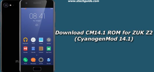 Download and Install CM14.1 ROM for ZUK Z2 (CyanogenMod 14.1)