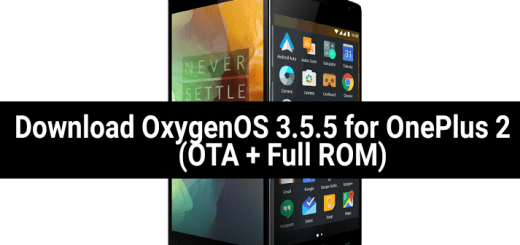 OxygenOS 3.5.5 for OnePlus 2