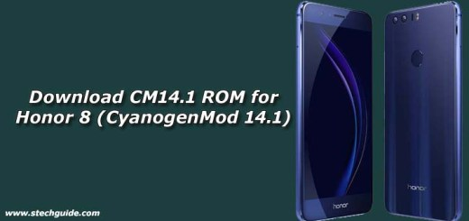 Download CM14.1 ROM for Honor 8 (CyanogenMod 14.1)