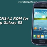 Download and Install Official CM14.1 ROM for Samsung Galaxy S3