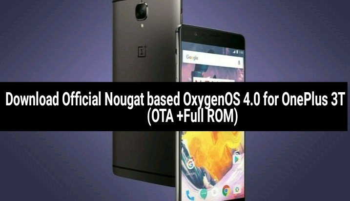 OxygenOS 4.0 OTA Update for OnePlus 3T