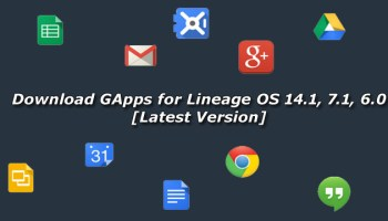 Download Gapps for CM14/Android 7 0 Nougat/AOSP 7 0 ROMs