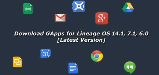 Download GApps for Lineage OS 14.1, 7.1, 6.0 [Latest Version]