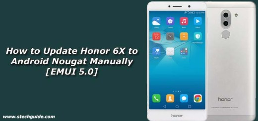 How to Update Honor 6X to Android Nougat Manually [EMUI 5.0]