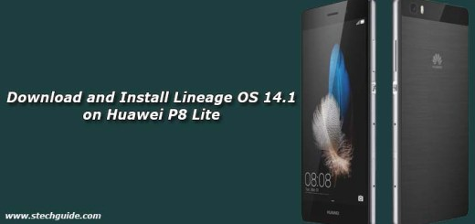 Download and Install Lineage OS 14.1 on Huawei P8 Lite